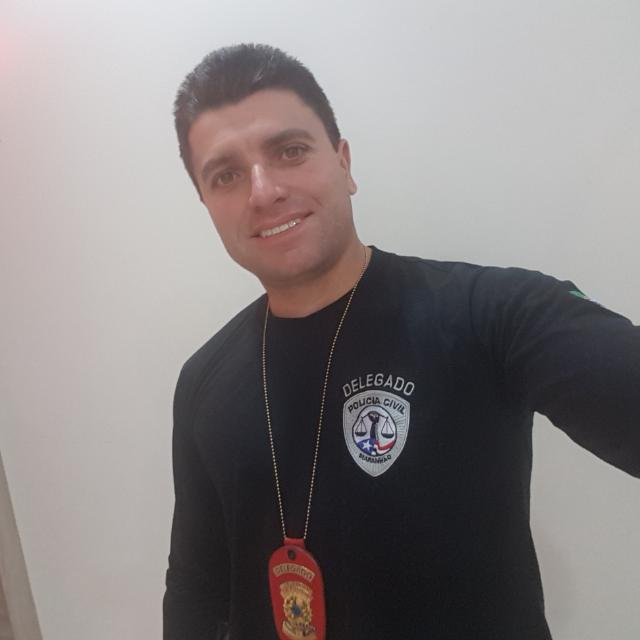 Delegado Renilton Ferreira 20170913 082133 - Polícia Civil realiza grande operação contra o tráfico de drogas em Barra do Corda - minuto barra