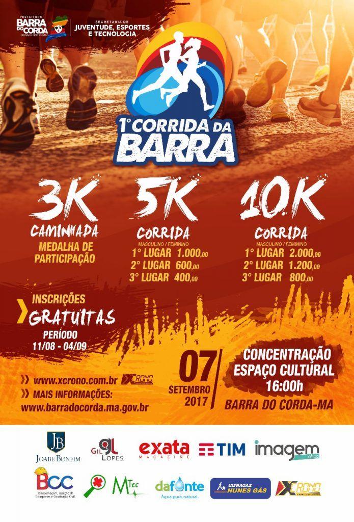 IMG 20170905 WA0025 695x1024 - 7 de setembro: Inscrições para a Primeira Corrida da Barra, ultrapassa 1.300 inscritos - minuto barra