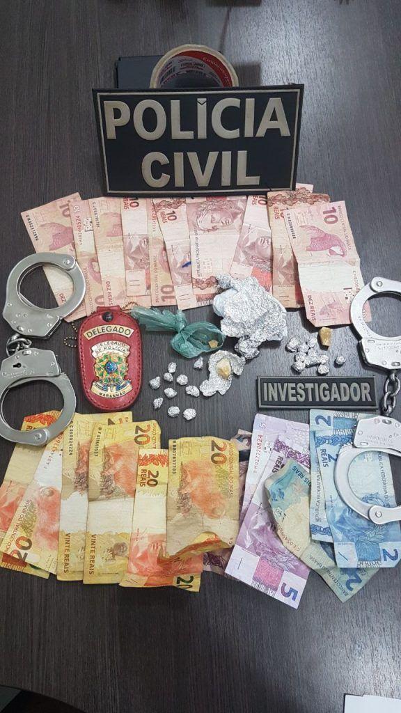 IMG 20170913 WA0006 576x1024 - Polícia Civil realiza grande operação contra o tráfico de drogas em Barra do Corda - minuto barra