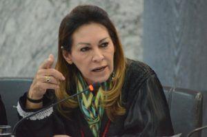 nelmasarney 300x199 - ELEIÇÕES TJMA: Nelma Sarney diz ser vítima de uma campanha sórdida - minuto barra