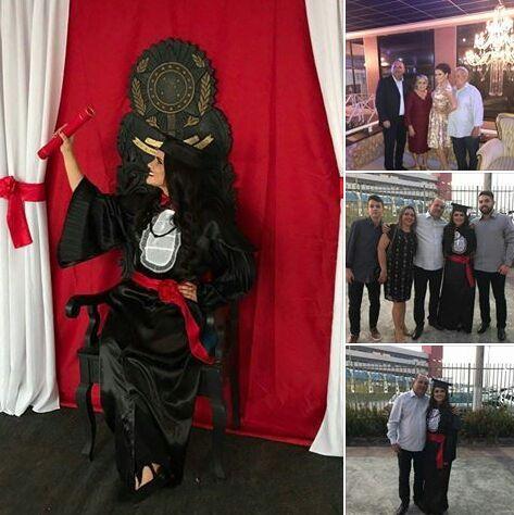 IMG 20170930 WA0077 - Dra Mariza Fonseca, a mais nova advogada da região - minuto barra