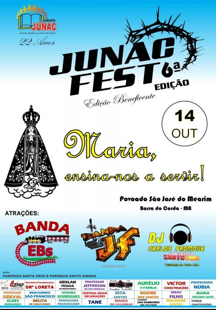 IMG 20171007 WA0037 714x1024 - VEM AÍ!!! JUNAC FEST edição 6 em São José do Mearim - minuto barra