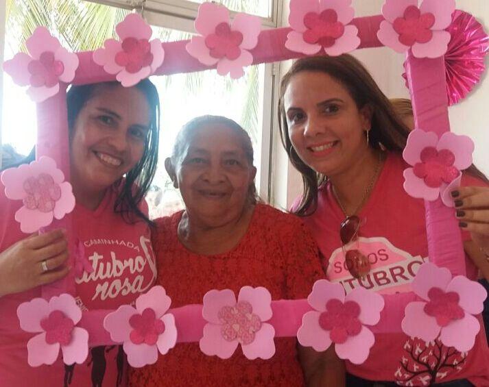 "IMG 20171025 WA0053 - JENIPAPO DOS VIEIRAS: Prefeitura intensifica campanha do ""outubro rosa"" - minuto barra"