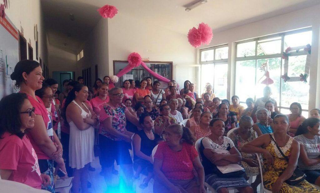 "IMG 20171025 WA0065 1024x617 - JENIPAPO DOS VIEIRAS: Prefeitura intensifica campanha do ""outubro rosa"" - minuto barra"
