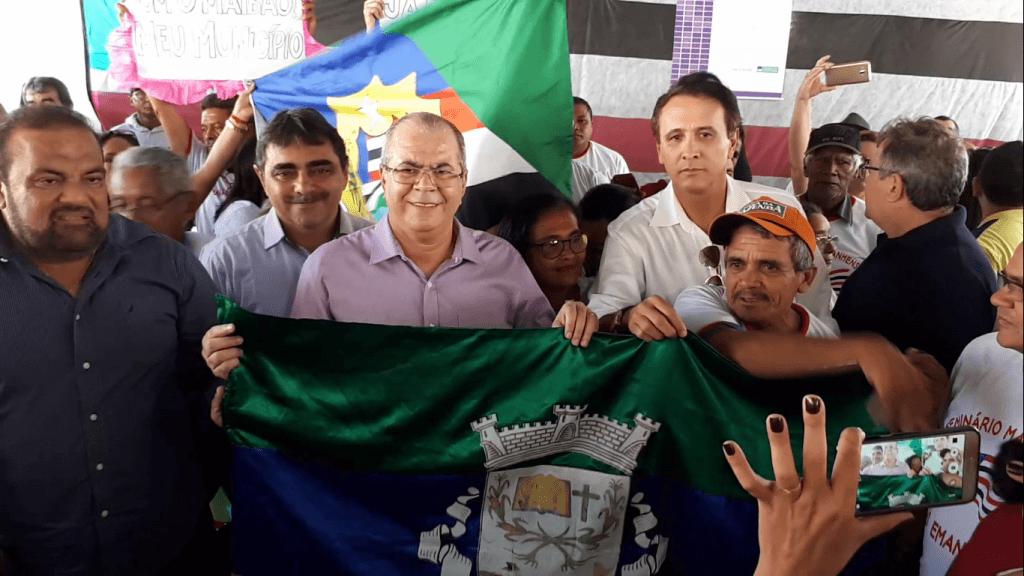 PLP 137 15 • SEMINÁRIO COQUE • PRONUNCIAMENTO DE HILDO ROCHA • 20 10 2017 1024x576 - Hildo Rocha reafirma apoio ao movimento emancipalista - minuto barra