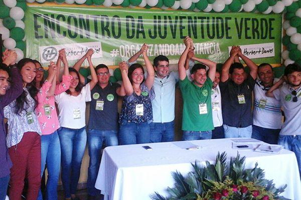 PVJovem - Eleita nova comissão do PV Jovem do MA - minuto barra