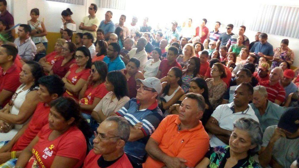 received 2053463788273800 1024x576 - FIASCO: Conferência do PCdoB em Barra do Corda leva menos de 150 pessoas ao local do evento - minuto barra