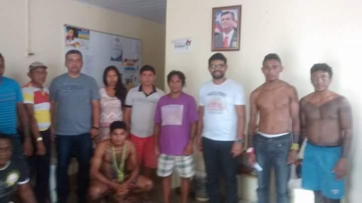 FB IMG 1510659009160 - URE de Barra do Corda continua ocupada por indígenas, em protesto contra governo Flávio Dino - minuto barra