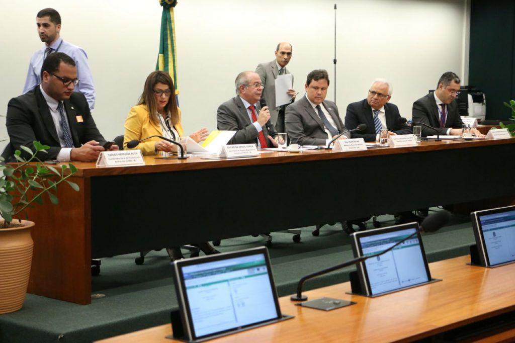 HILDO ROCHA NA CMO 1024x682 - Hildo Rocha reivindica investimentos da SUDENE no Maranhão - minuto barra