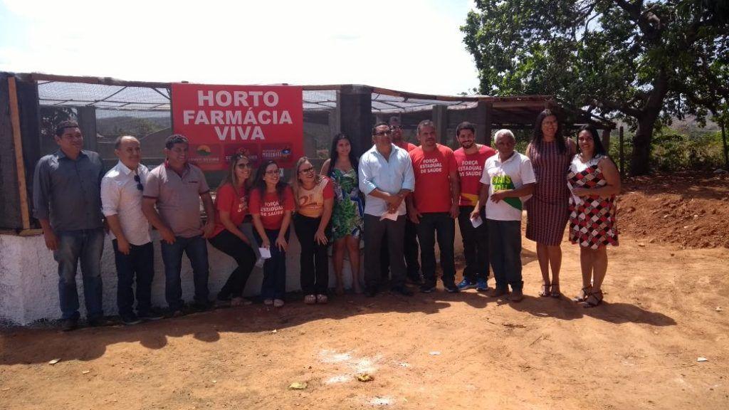 IMG 20171110 WA0031 1024x576 - DIA DE FESTA: Jenipapo dos Vieiras comemora 21 anos de emancipação, com obras e salários pagos dos funcionários - minuto barra