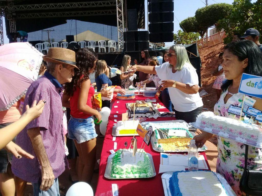 IMG 20171110 WA0036 1024x768 - DIA DE FESTA: Jenipapo dos Vieiras comemora 21 anos de emancipação, com obras e salários pagos dos funcionários - minuto barra