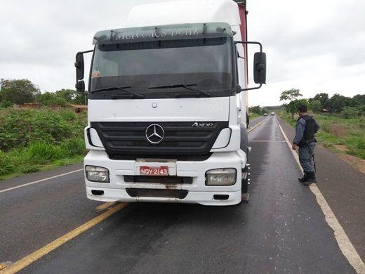 IMG 20171130 WA0066 1 - Br-226 atualmente dominada pelos bandidos, entre Barra do Corda e Grajaú - minuto barra