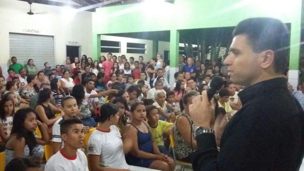 IMG 20171201 WA0026 1024x576 - Delegado Renilton Ferreira, promove palestra no povoado Ipiranga - minuto barra