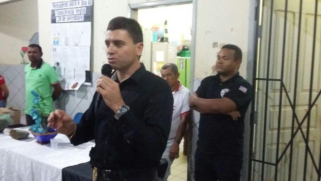 IMG 20171201 WA0028 1024x576 - Delegado Renilton Ferreira, promove palestra no povoado Ipiranga - minuto barra