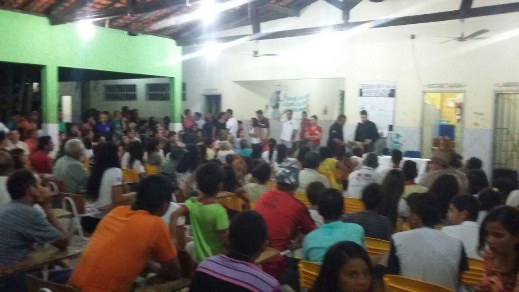 IMG 20171201 WA0029 1024x576 - Delegado Renilton Ferreira, promove palestra no povoado Ipiranga - minuto barra