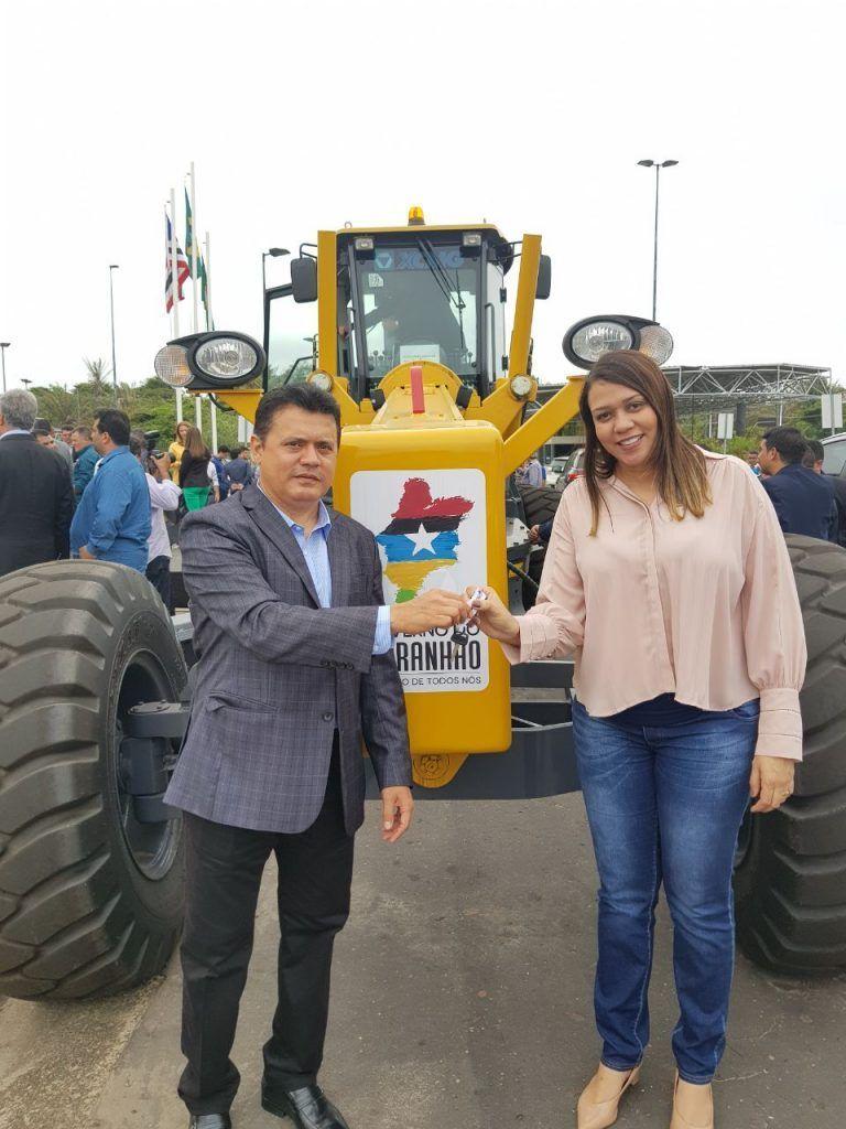 """IMG 20171218 WA0032 768x1024 - Deputado Rigo Teles entrega """"Patrol"""" para beneficiar a população de Arame - minuto barra"""
