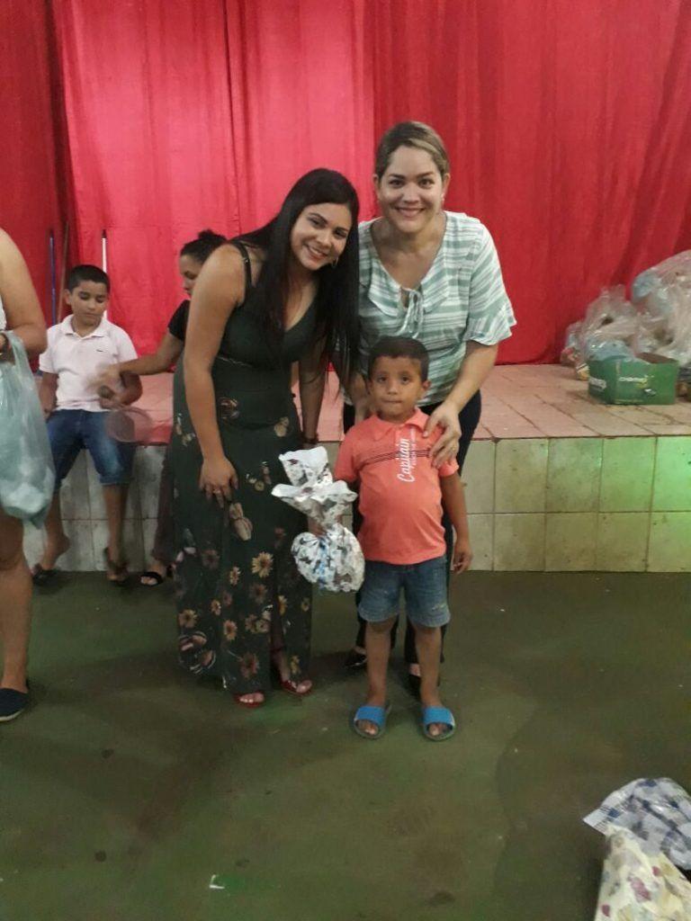 IMG 20171227 WA0087 768x1024 - Prefeitura de Jenipapo dos Vieiras, promove mega festa de natal para a criançada - minuto barra