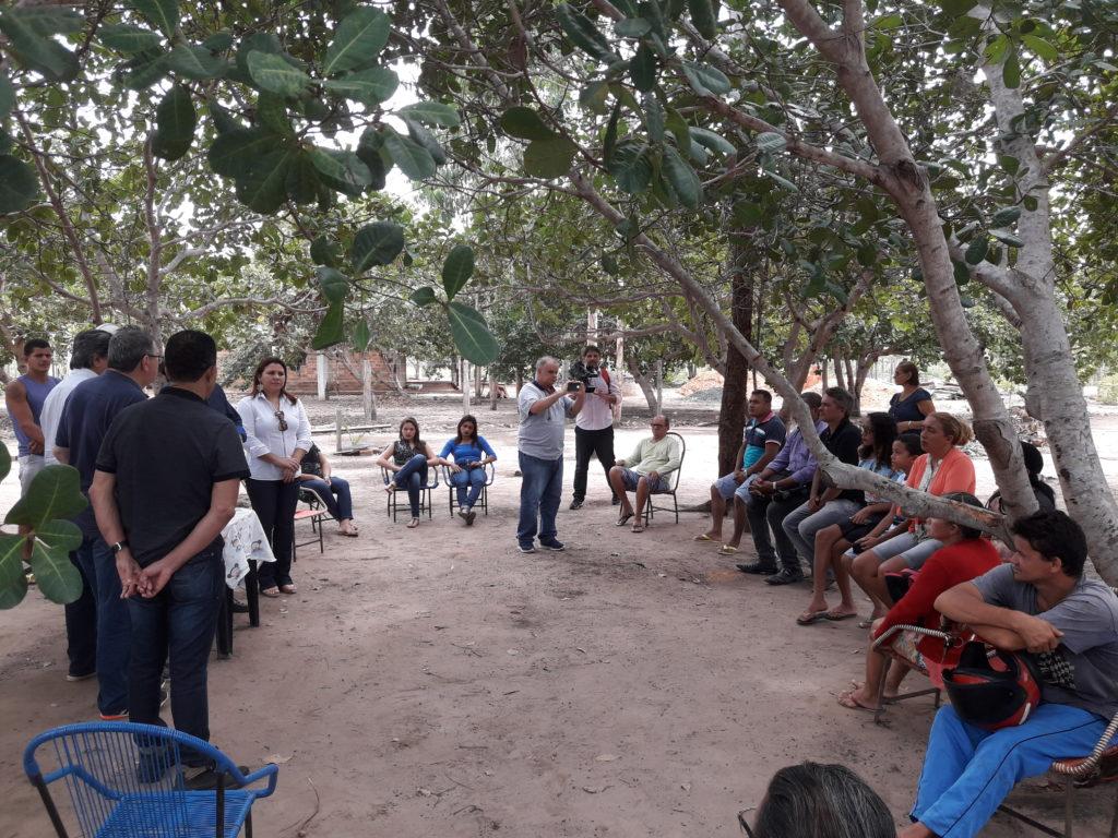 20180118 102348 1024x768 - Hildo Rocha visita Barra do Corda e vistoria obras - minuto barra