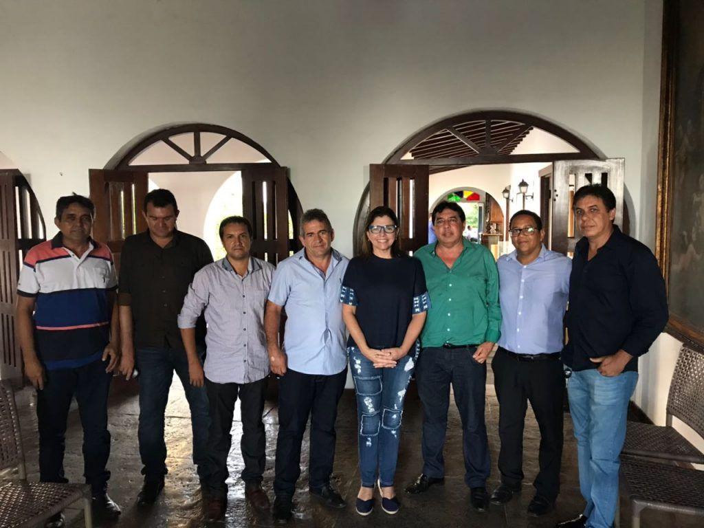 IMG 20180116 WA0071 1024x768 - Prefeito de Dom Pedro visita Roseana, e reafirma total apoio - minuto barra