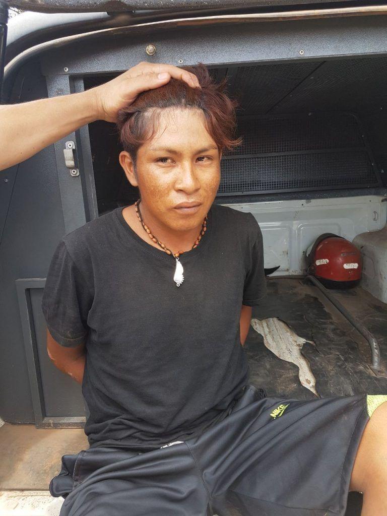 IMG 20180118 WA0025 768x1024 - Polícia Civil e Militar, prendem mais um assaltante na Br-226 - minuto barra