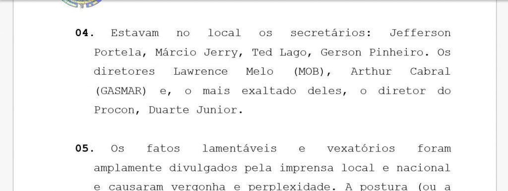 """IMG 20180118 WA0046 1024x386 - URGENTE!! Hildo Rocha oferece ao MP """"Notícia de Fato"""" contra Duarte Júnior do Procon - minuto barra"""