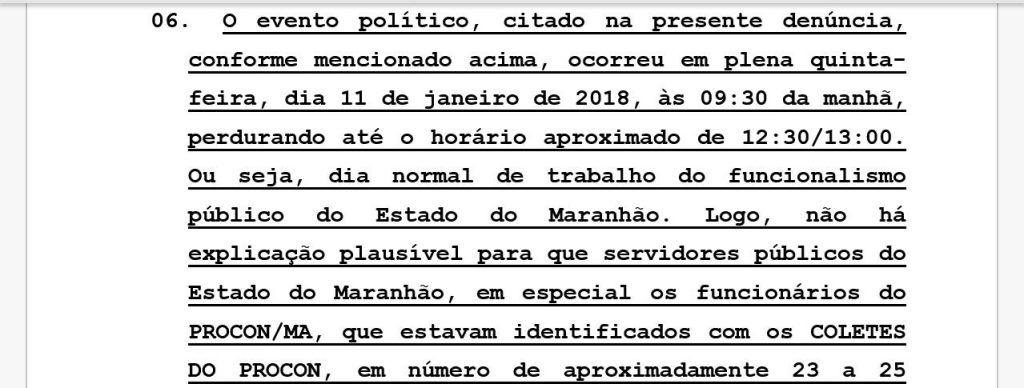 """IMG 20180118 WA0047 1024x388 - URGENTE!! Hildo Rocha oferece ao MP """"Notícia de Fato"""" contra Duarte Júnior do Procon - minuto barra"""