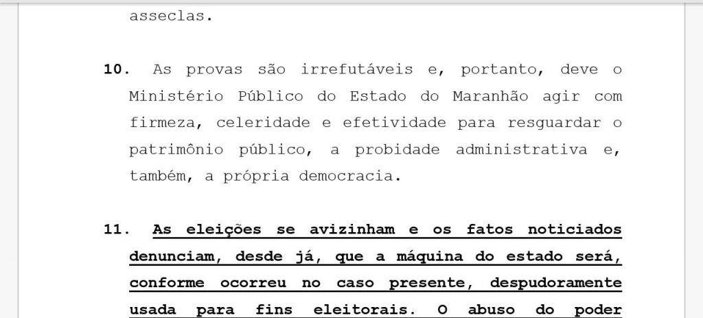 """IMG 20180118 WA0048 1024x463 - URGENTE!! Hildo Rocha oferece ao MP """"Notícia de Fato"""" contra Duarte Júnior do Procon - minuto barra"""