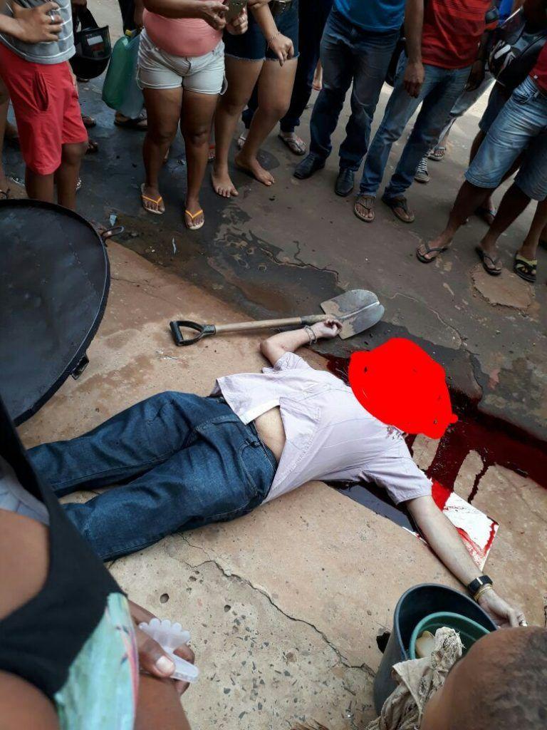 IMG 20180126 WA0096 768x1024 - URGENTE!! Pecuarista Raimar é assassinado em Barra do Corda - minuto barra