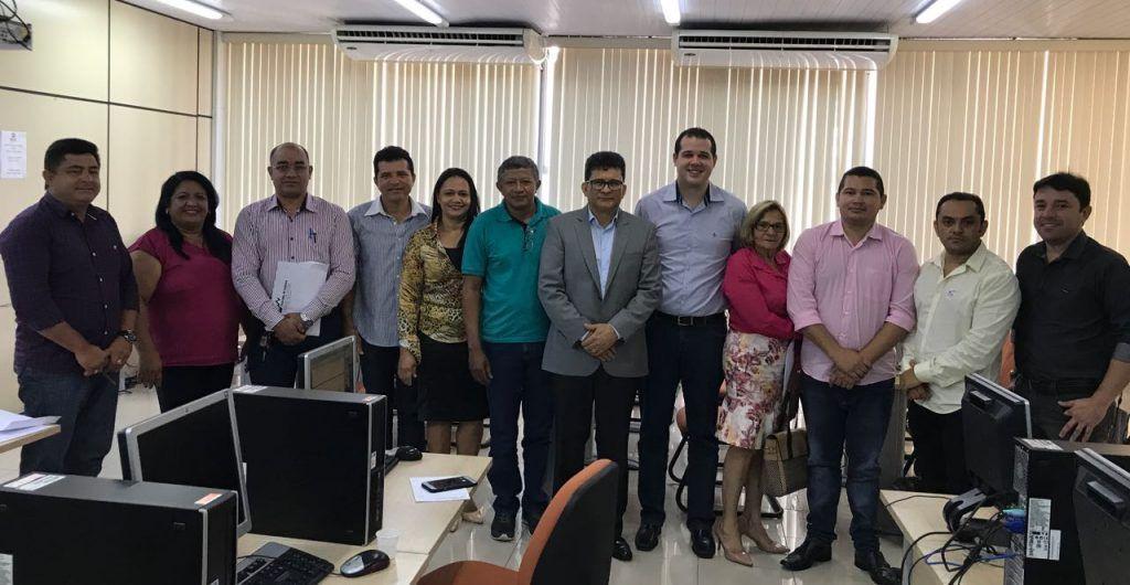 IMG 20180129 WA0131 1024x530 - Vereadores de Barra do Corda se reúnem com conselheiro do TCE - minuto barra