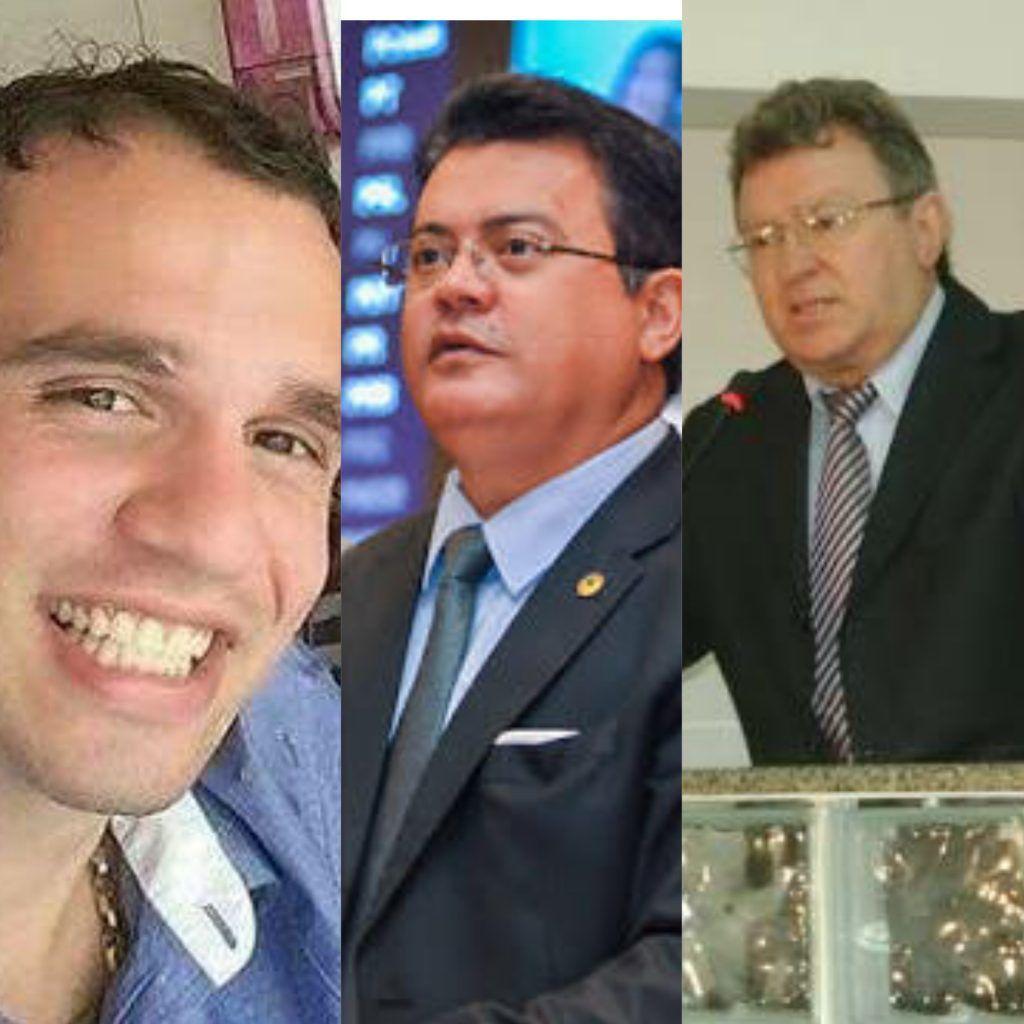 InShot 20180124 111145729 1024x1024 - ELEIÇÕES 2018: Aristides Milhomem, Fernando Pessoa e Rigo Teles na disputa - minuto barra