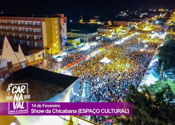 FB IMG 1518652516833 - Multidão lota o espaço cultural no encerramento do carnaval em Barra do Corda - minuto barra