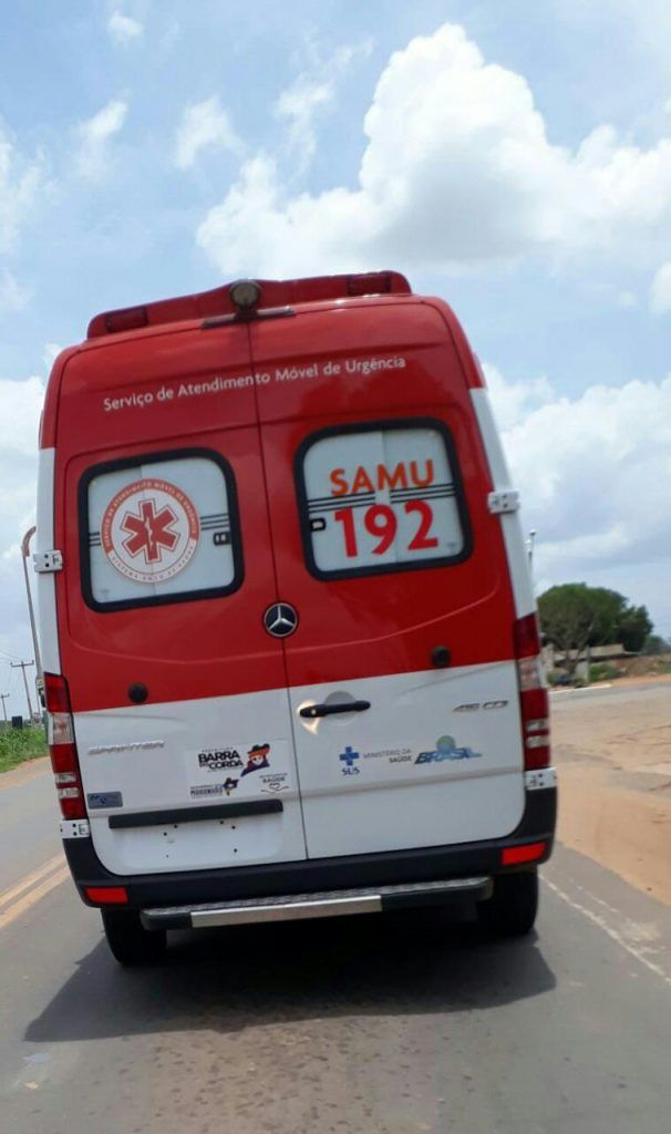 IMG 20180201 WA0055 606x1024 - Ambulâncias do Samu de Barra do Corda correm o risco de serem apreendidas pela PRF por falta de emplacamento - minuto barra