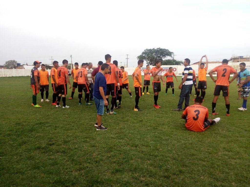 IMG 20180209 WA0136 1024x768 - AMISTOSO: Seleção de Jenipapo dos Vieiras vence o Cordino por 1x0 - minuto barra
