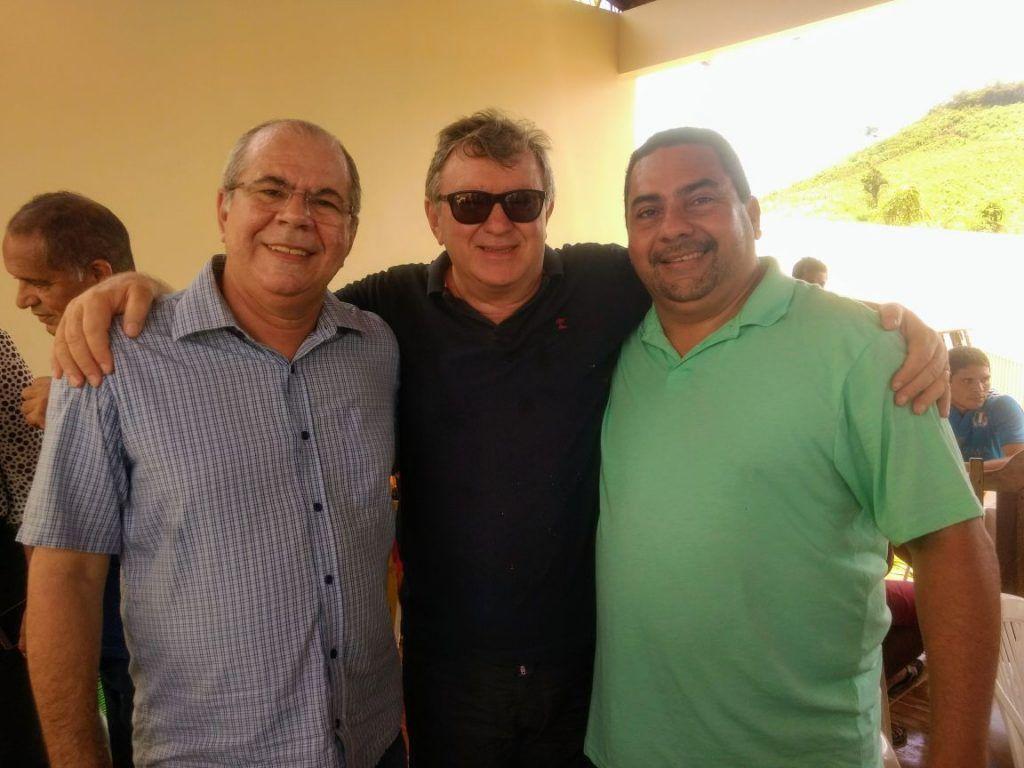 IMG 20180210 WA0040 1024x768 - Deputado Hildo Rocha e Aristides Milhomem visitam Jenipapo dos Vieiras - minuto barra