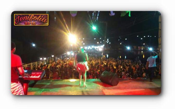 IMG 20180213 WA0106 - Carnaval em Jenipapo dos Vieiras leva uma multidão para avenida - minuto barra