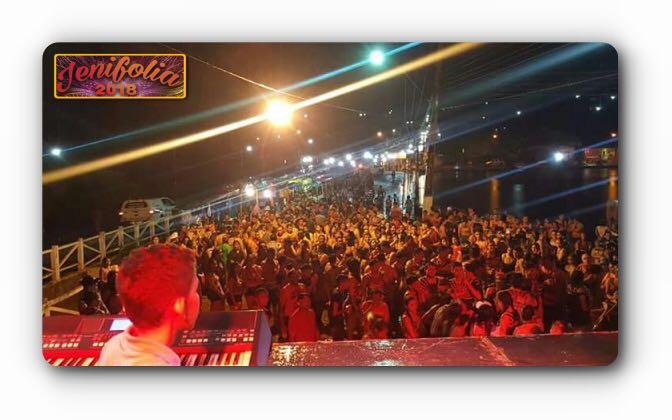 IMG 20180213 WA0111 - Carnaval em Jenipapo dos Vieiras leva uma multidão para avenida - minuto barra