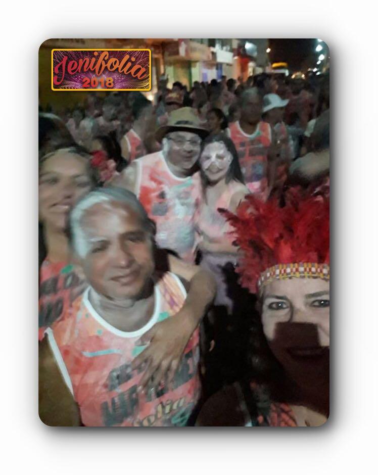 IMG 20180213 WA0115 - Carnaval em Jenipapo dos Vieiras leva uma multidão para avenida - minuto barra