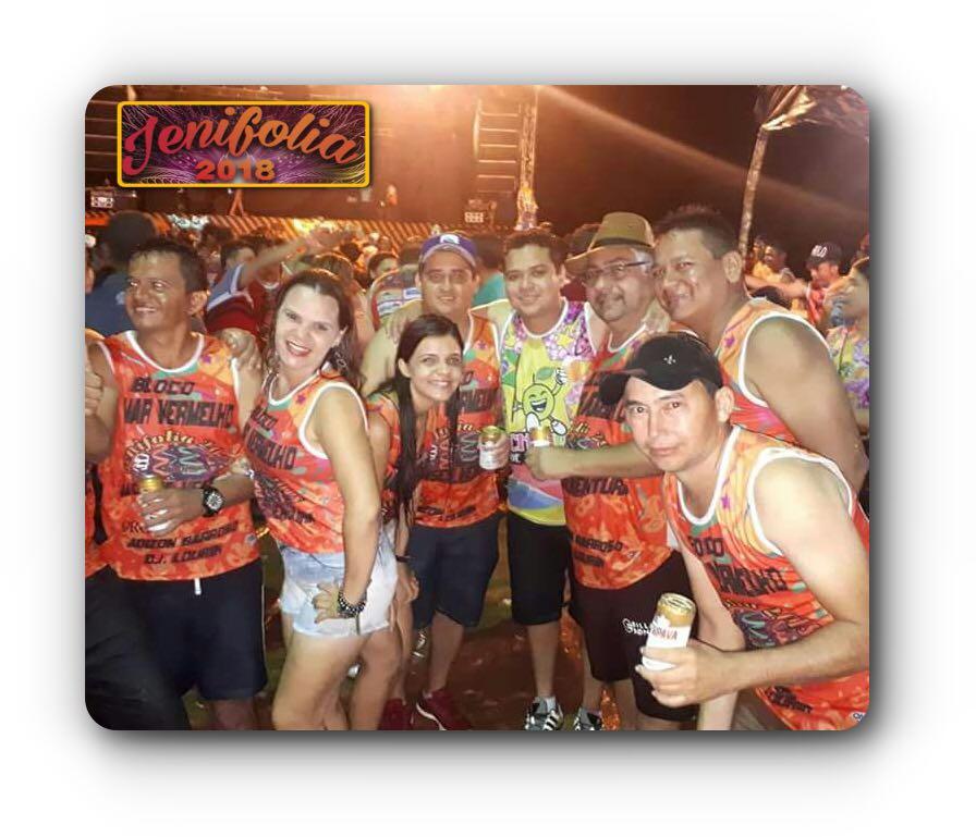 IMG 20180213 WA0119 1 - Carnaval em Jenipapo dos Vieiras leva uma multidão para avenida - minuto barra