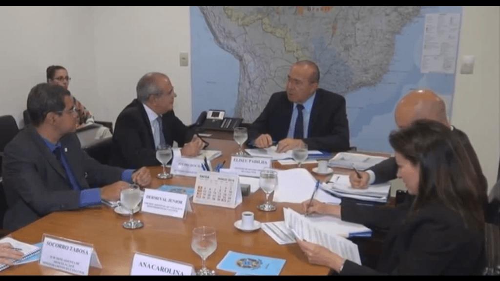 Screenshot 20180216 150354 1024x576 - Hildo Rocha assegura recursos, e governo federal garante a construção do aeroporto de Barra do Corda - minuto barra