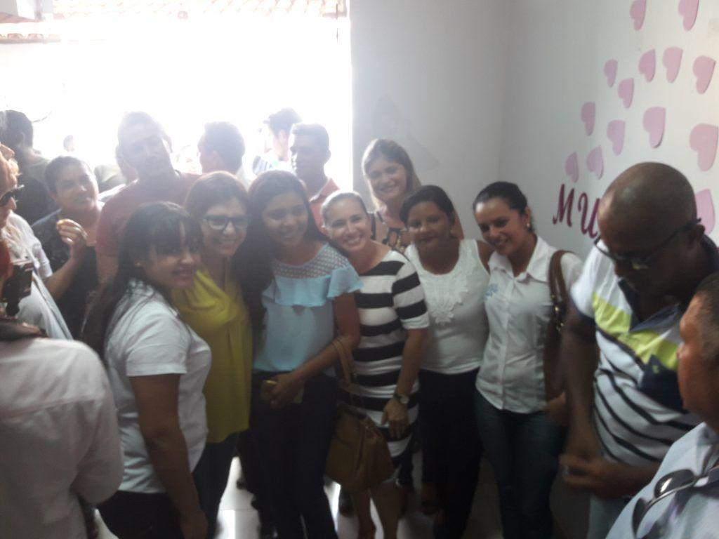 20180312 133436 1024x768 - Roseana é recebida pelo prefeito Nelson Horácio em Porto Franco - minuto barra