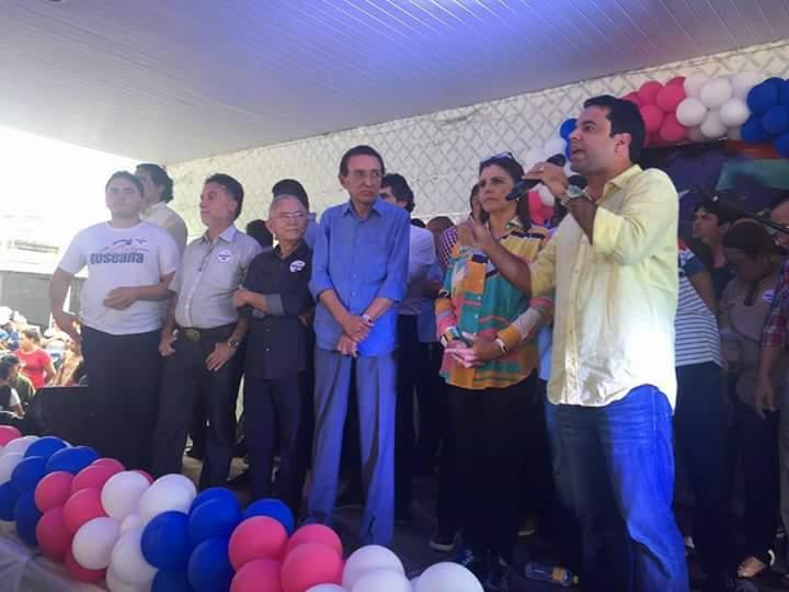 FB IMG 1520812939793 - Edilázio Júnior comemora lançamento da caravana de Roseana rumo ao governo - minuto barra