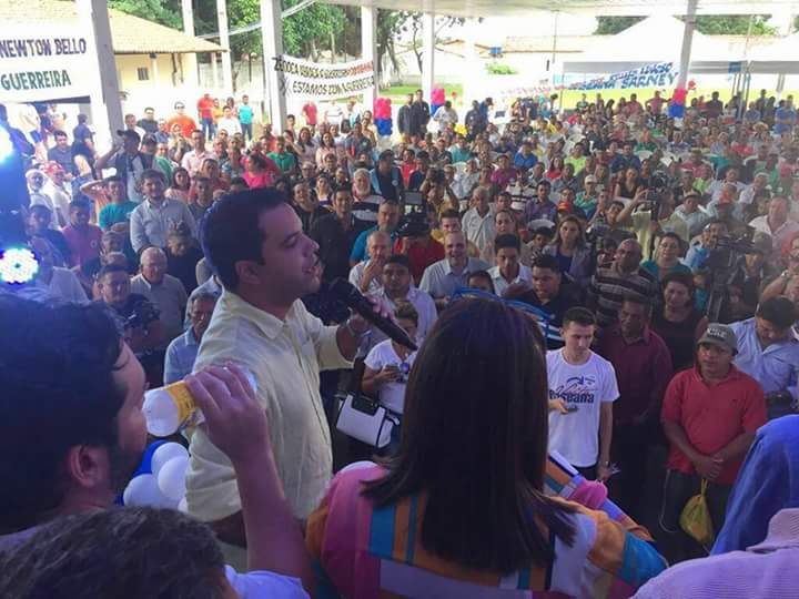 FB IMG 1520812946417 - Edilázio Júnior comemora lançamento da caravana de Roseana rumo ao governo - minuto barra