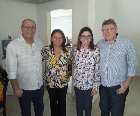 IMG 20180311 WA0014 - Aristides e Jaine prestigiam a caravana de Roseana em Imperatriz - minuto barra