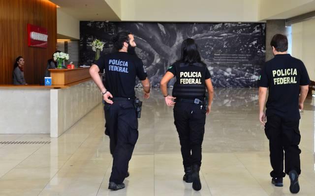 Polícia Federal - ELEIÇÕES: Polícia Federal e PRF em ação nas entradas, aeroportos e campos de pousos no Maranhão para evitar possíveis compras de votos - minuto barra