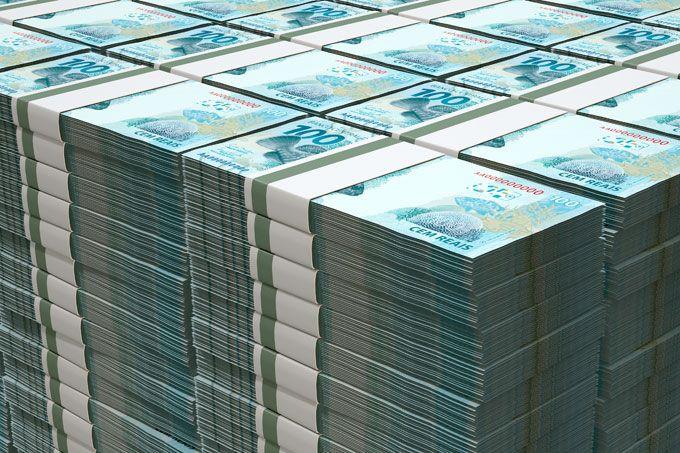 dinheiro 4 - Prefeito Eric Costa arrecadou 92% em impostos a mais do que Nenzin em quatro anos - minuto barra