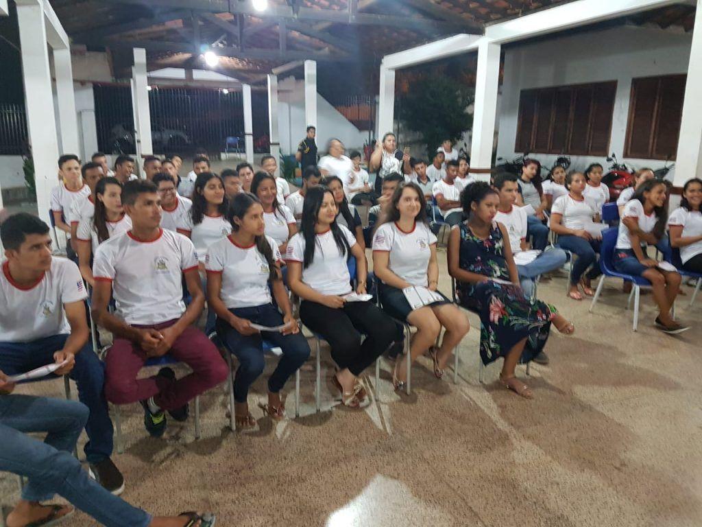 IMG 20180518 WA0054 1024x768 - Delegado Renilto promove palestra na escola Ardalião Pires - minuto barra