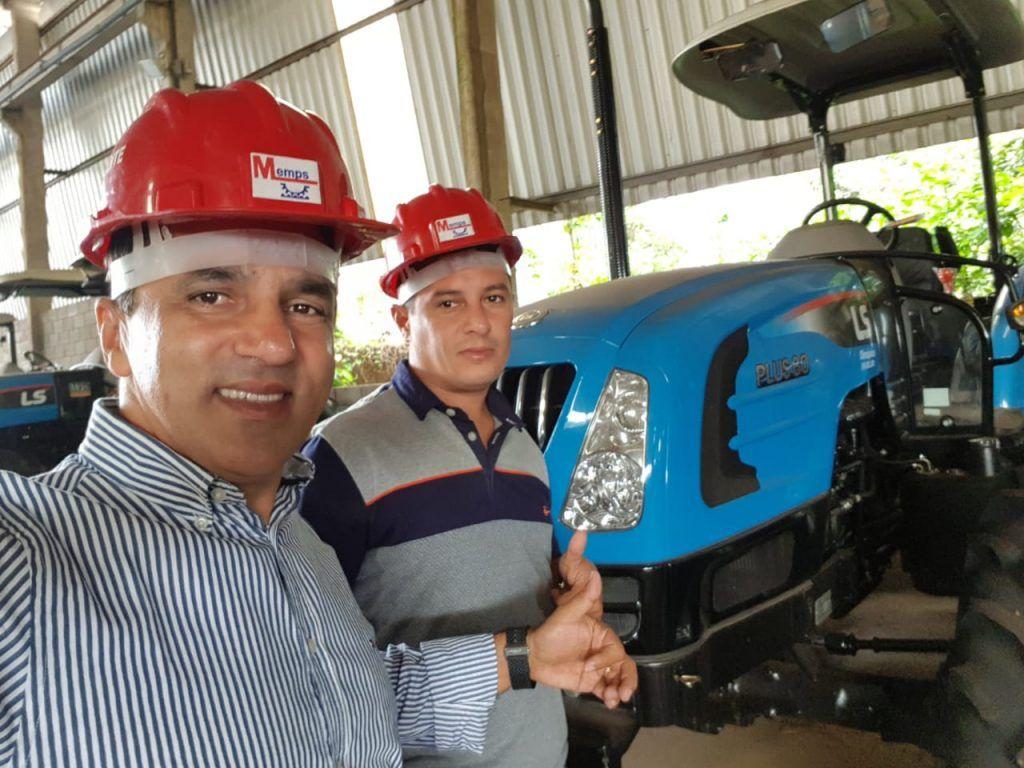 IMG 20180530 WA0018 1024x768 - Prefeito Adailton recebe duas patrulhas agrícolas para Fernando Falcão - minuto barra