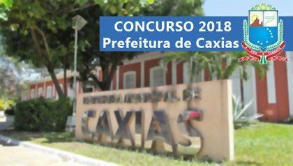 concurso prefeitura de caxias ma 2018 - Juiz autoriza realização do concurso de Caxias neste próximo domingo - minuto barra