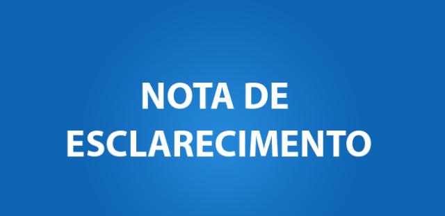 nota esclarecimento 1 - Cemar emite nota a respeito de acidente elétrico ocorrido em Fernando Falcão - minuto barra