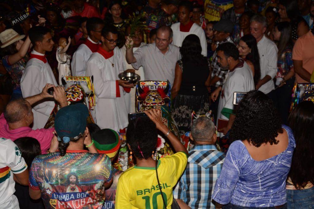 Batizado do Boi da Maioba • 23 06 2018 01 1024x682 - Hildo Rocha é o padrinho do boi da Maioba em São Luís - minuto barra